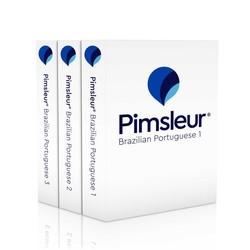 Pimsleur Portuguese (Brazilian) Levels 1-3 CD