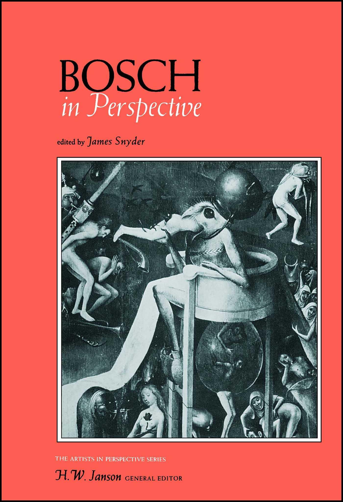 Bosch in perspective 9781501187018 hr
