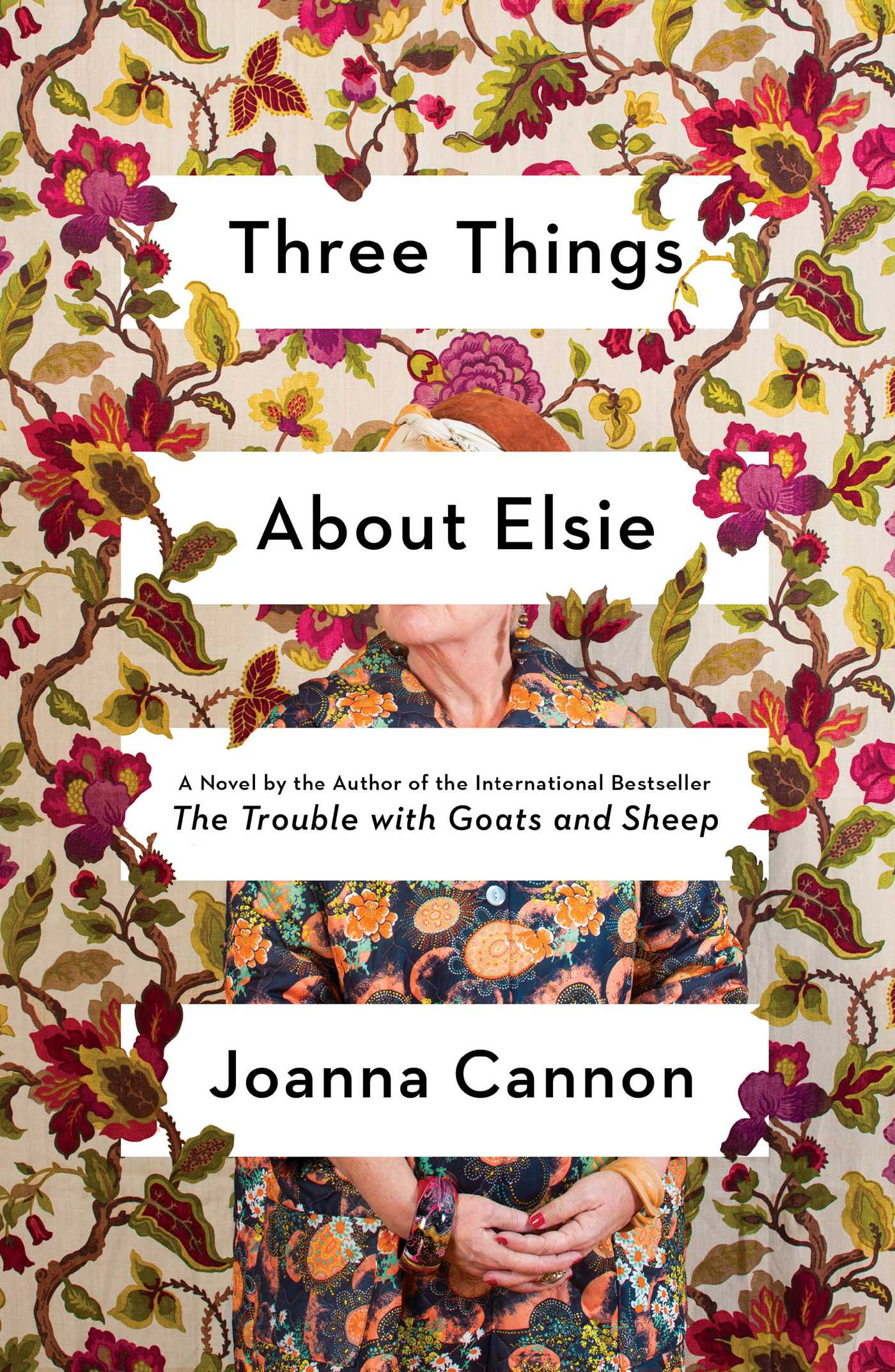 Three things about elsie 9781501187384 hr