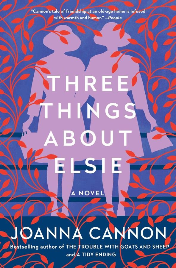 Three Things About Elsie | Book by Joanna Cannon | Official