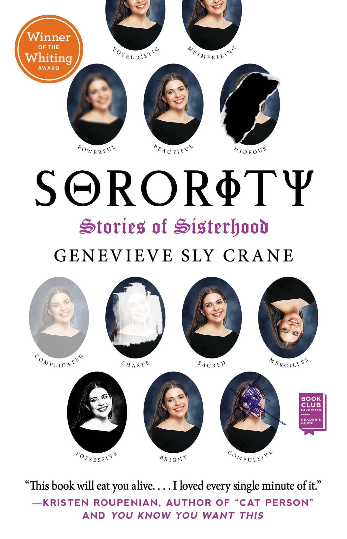 Sorority 9781501187490 hr