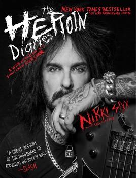 the heroin diaries ten year anniversary edition book by nikki