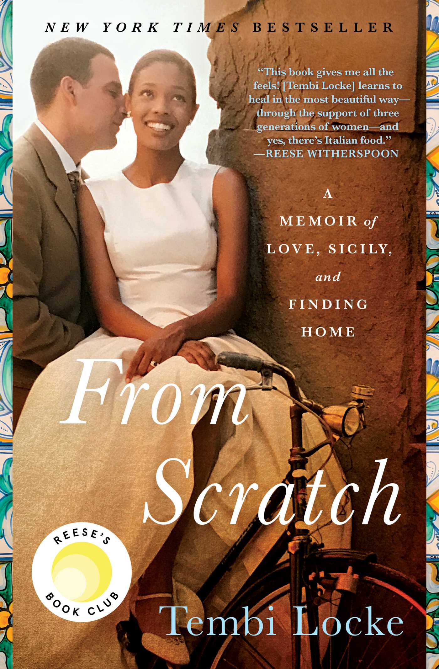 From Scratch | Book by Tembi Locke | Official Publisher Page | Simon &  Schuster