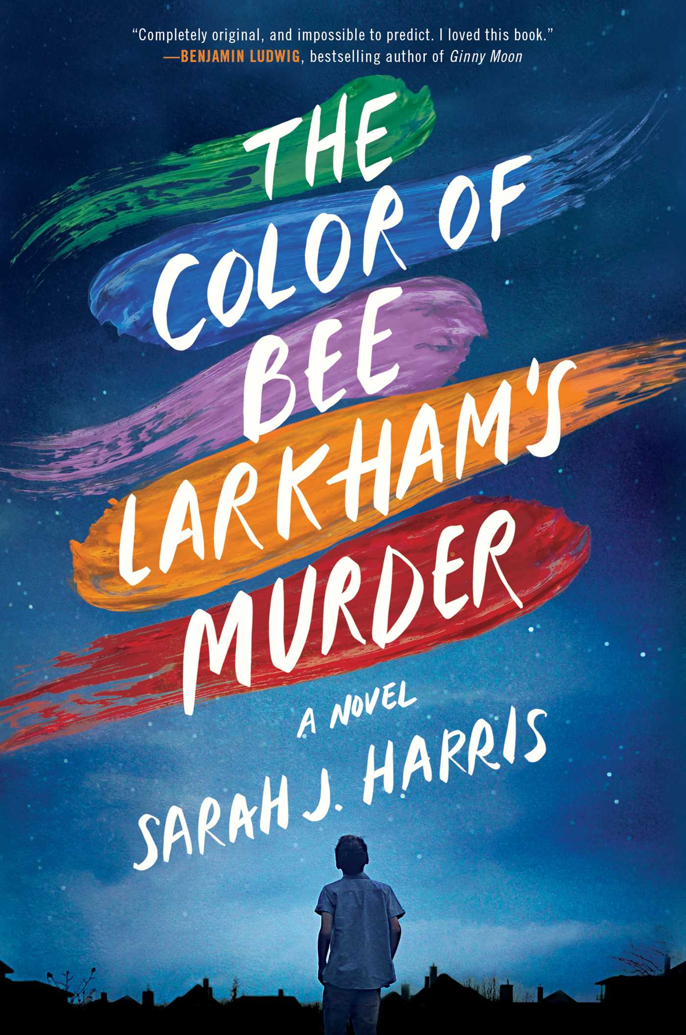 The color of bee larkhams murder 9781501187896 hr