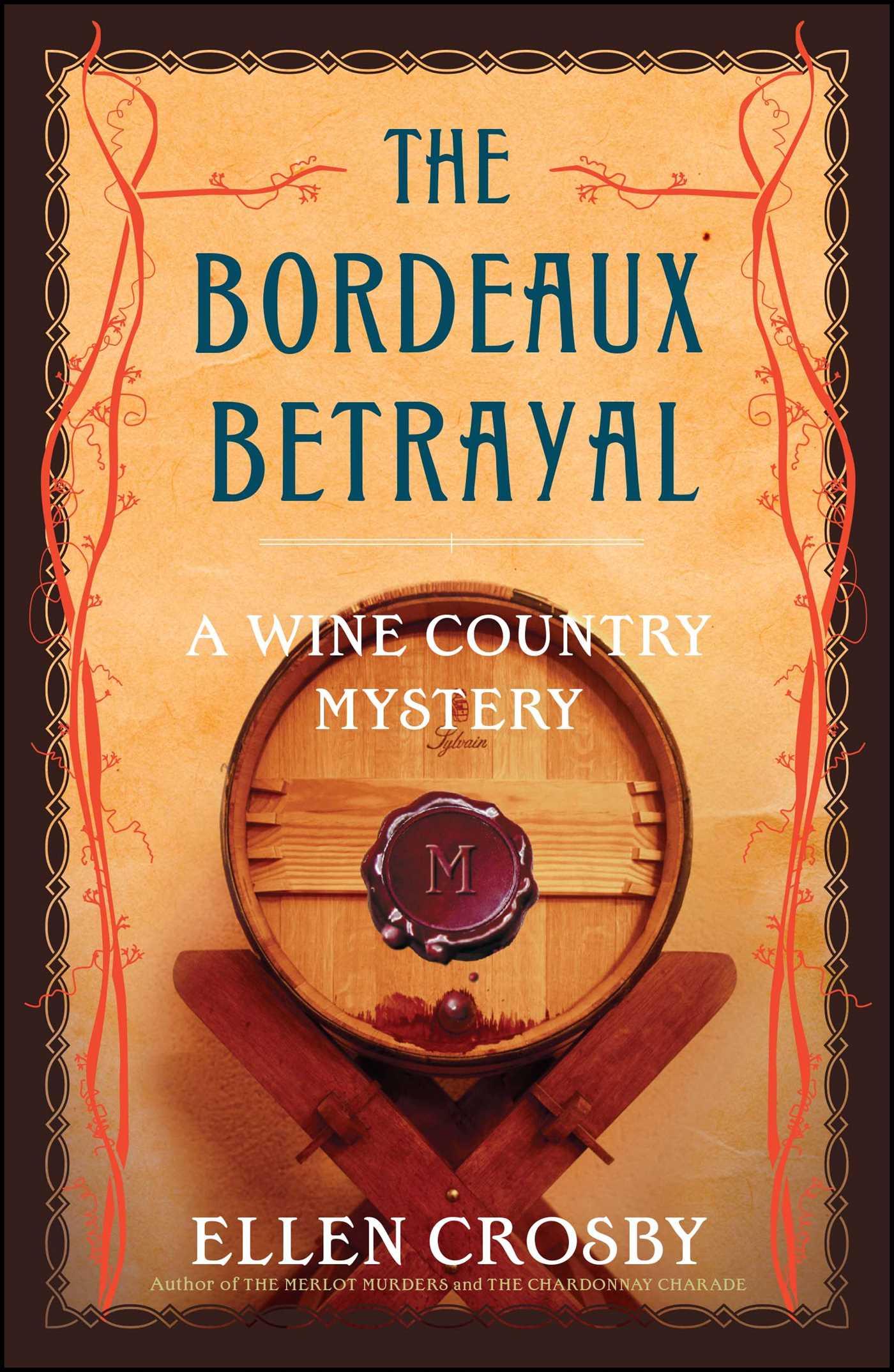 The bordeaux betrayal 9781501188411 hr