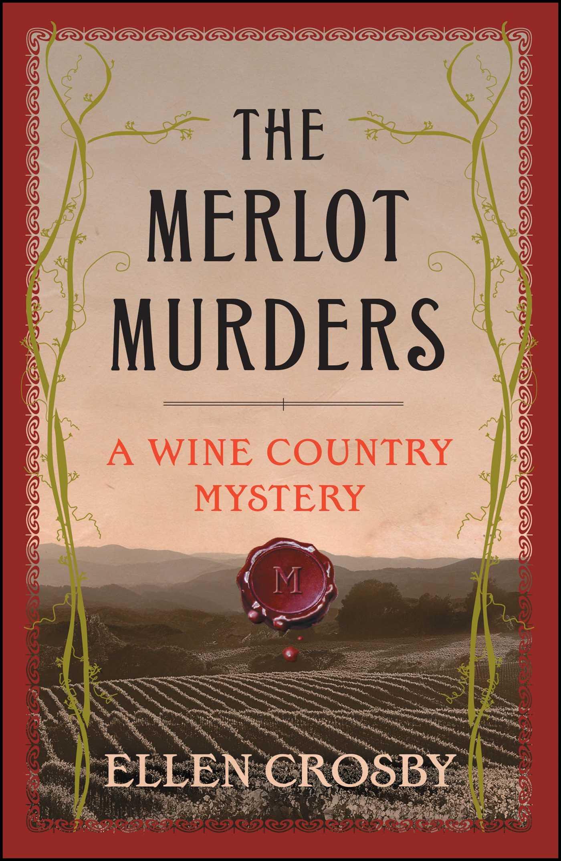 The merlot murders 9781501188435 hr