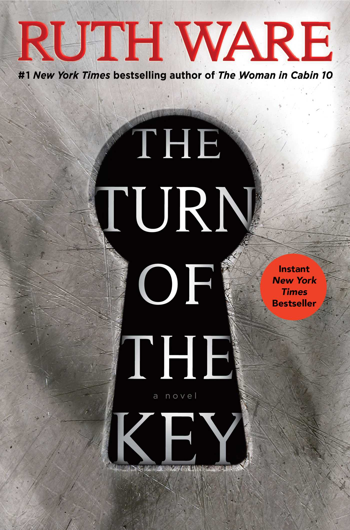 The Turn of the Key, by Ruth Ware