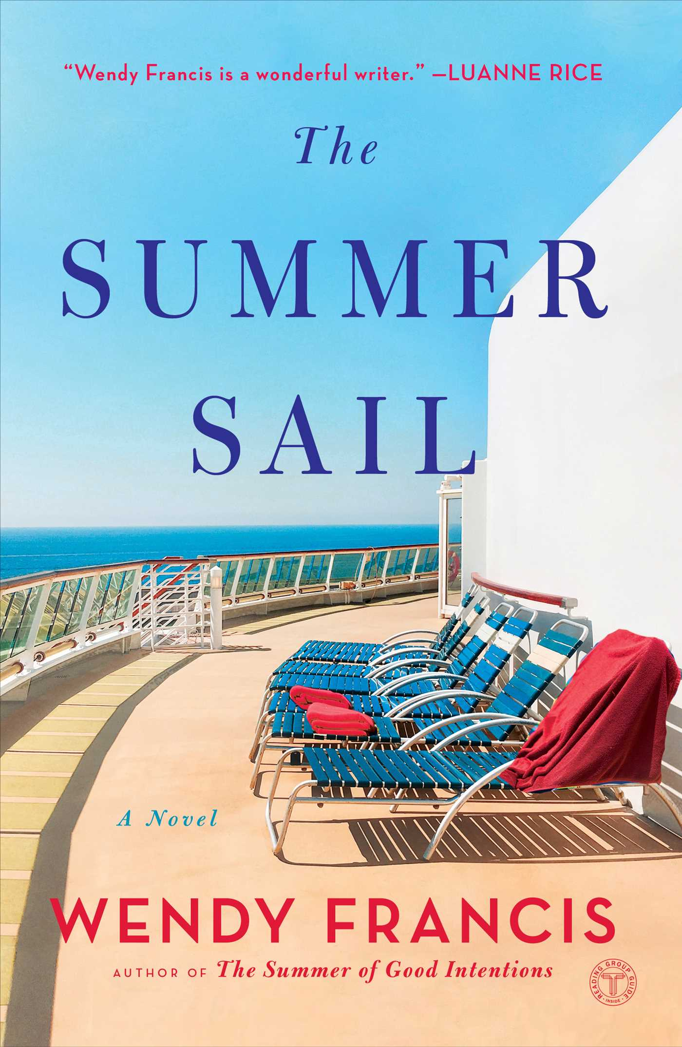 Book Cover Image (jpg): The Summer Sail