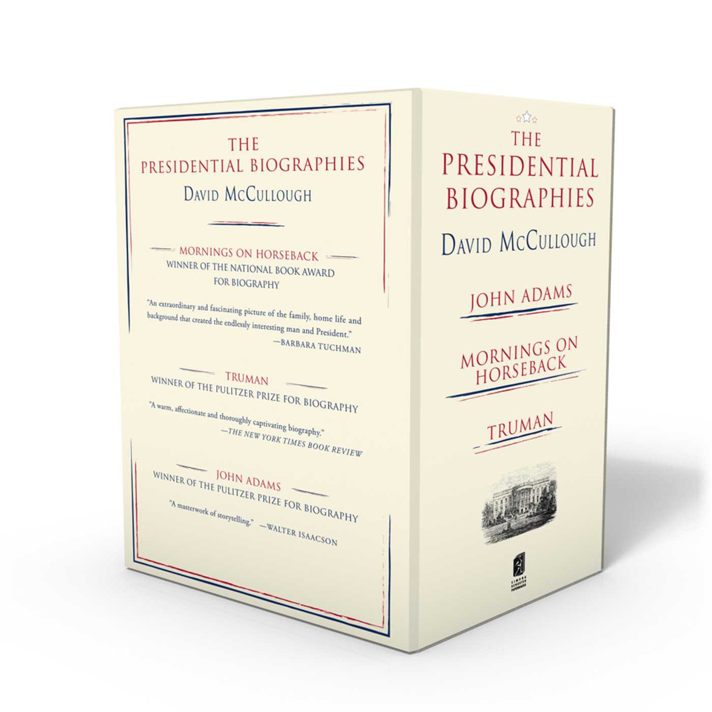 David mccullough the presidential biographies 9781501189029 hr back