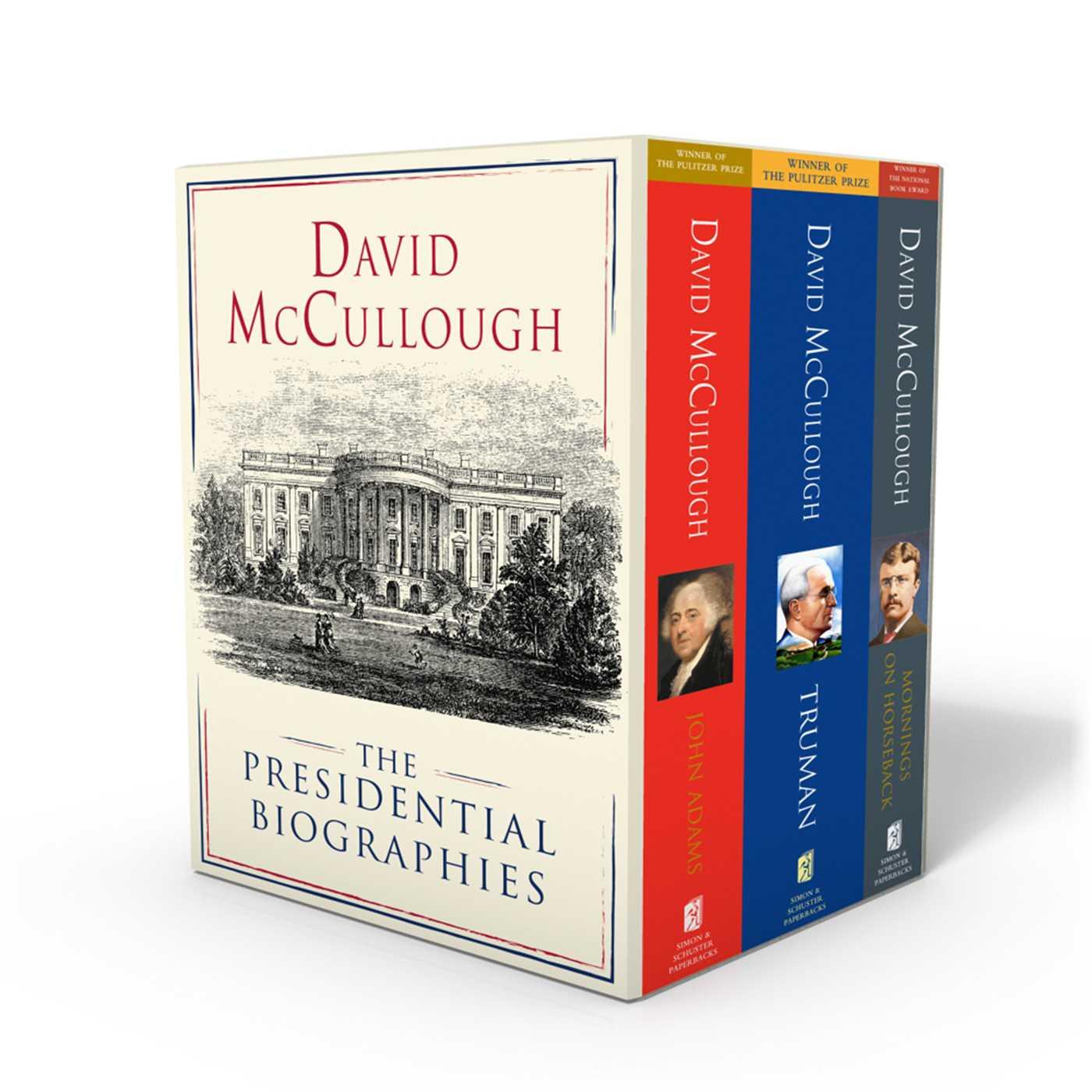 David mccullough the presidential biographies 9781501189029 hr