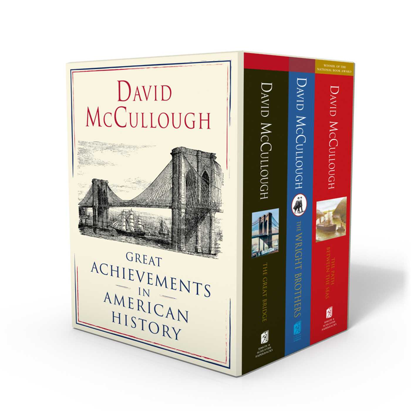 David mccullough great achievements in american history 9781501189074 hr