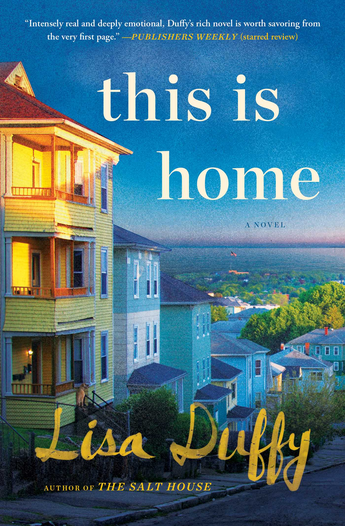 This is home 9781501189258 hr