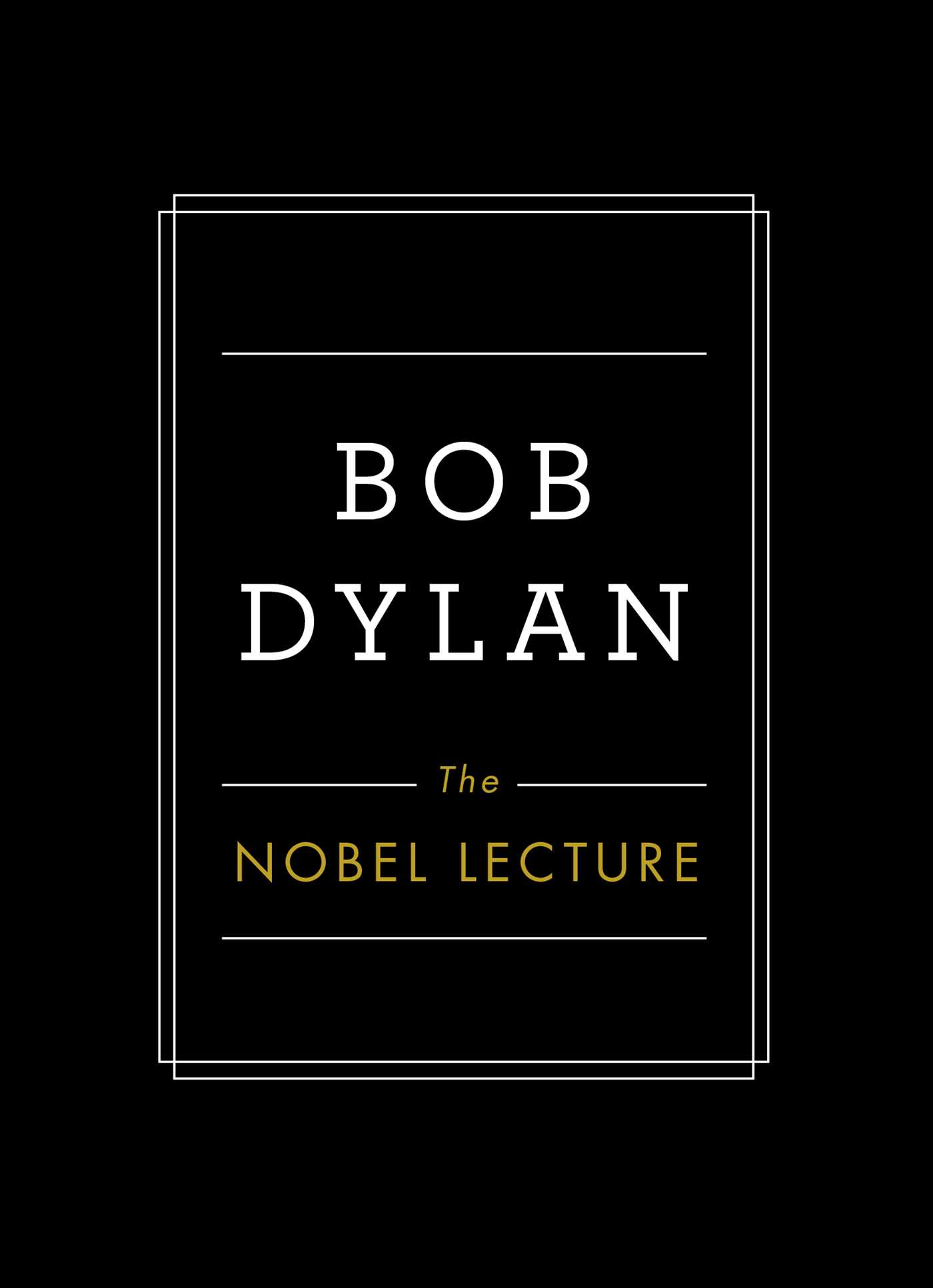 The nobel lecture 9781501189418 hr