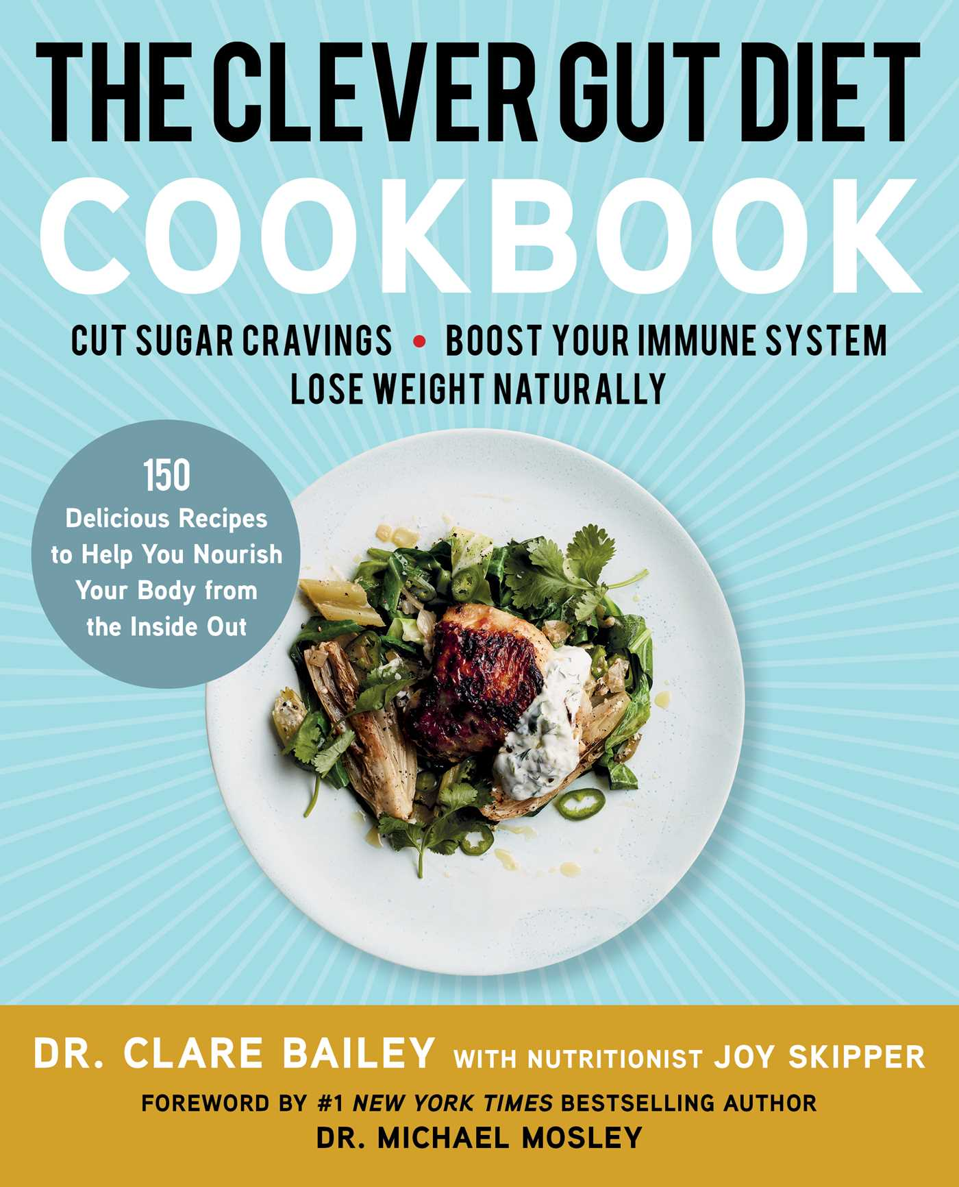 The clever gut diet cookbook 9781501189760 hr