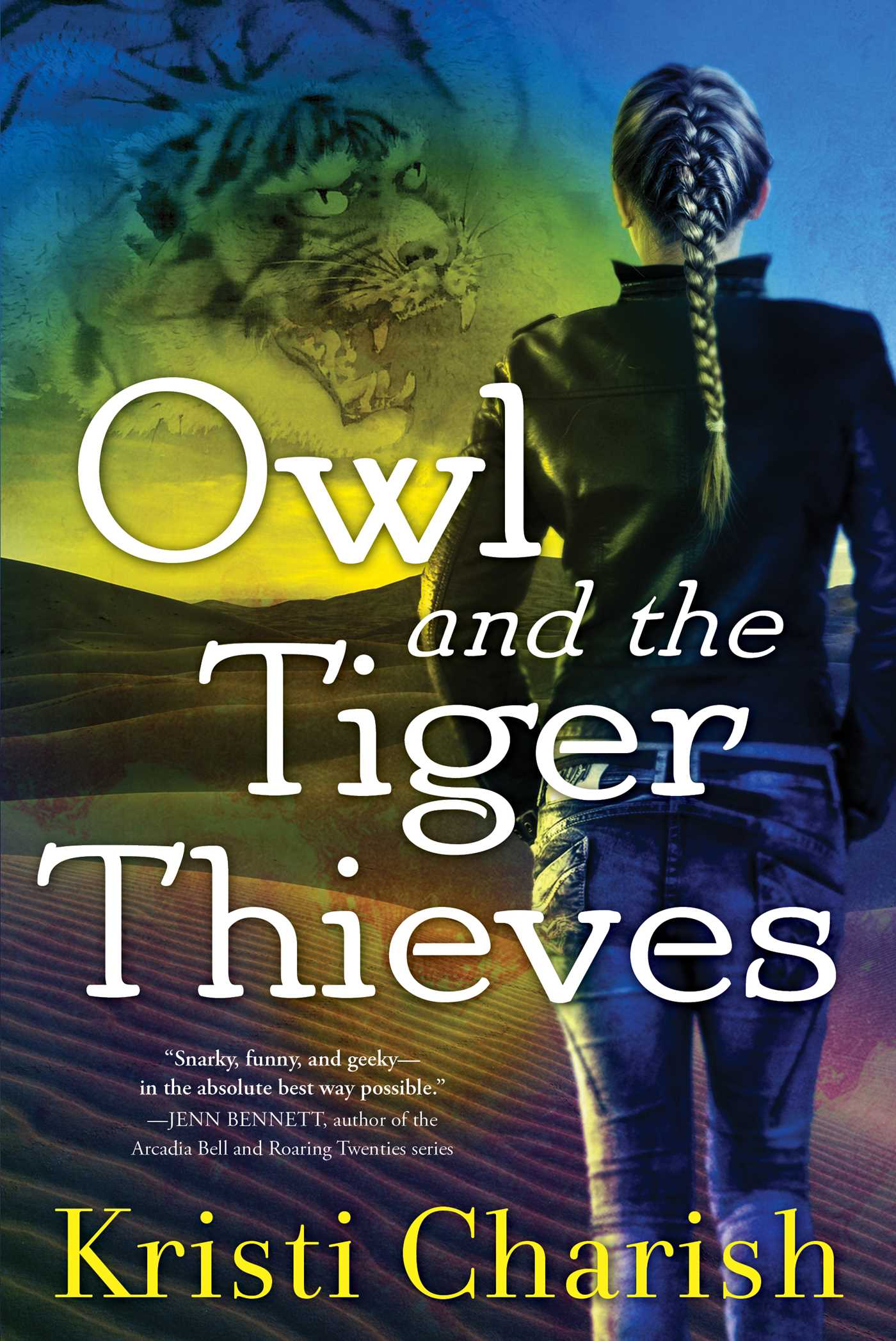 Owl and the tiger thieves 9781501189845 hr