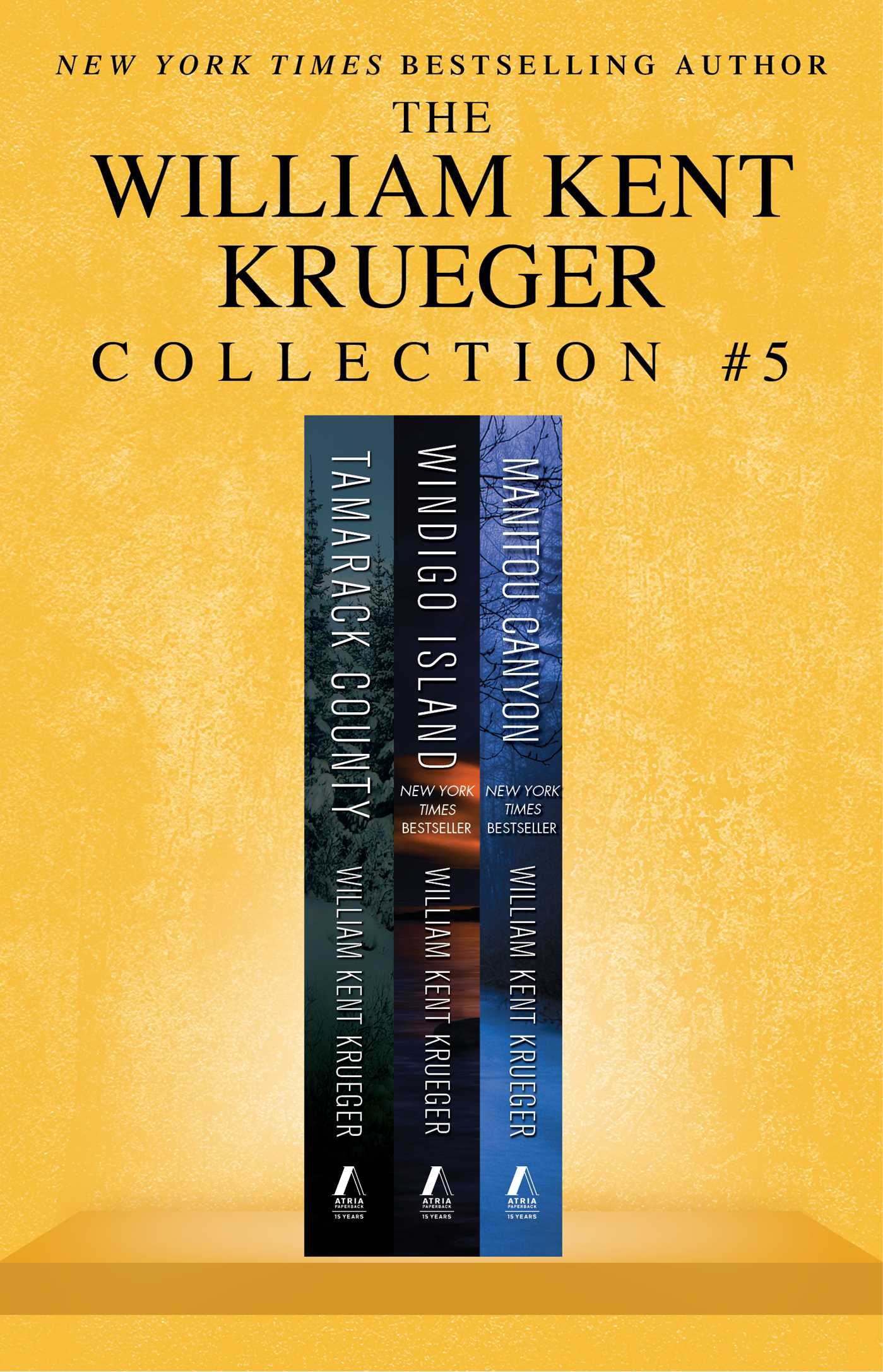 William kent krueger collection 5 9781501190285 hr