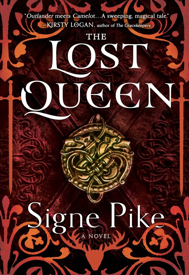 The lost queen | book by signe pike | official publisher page.