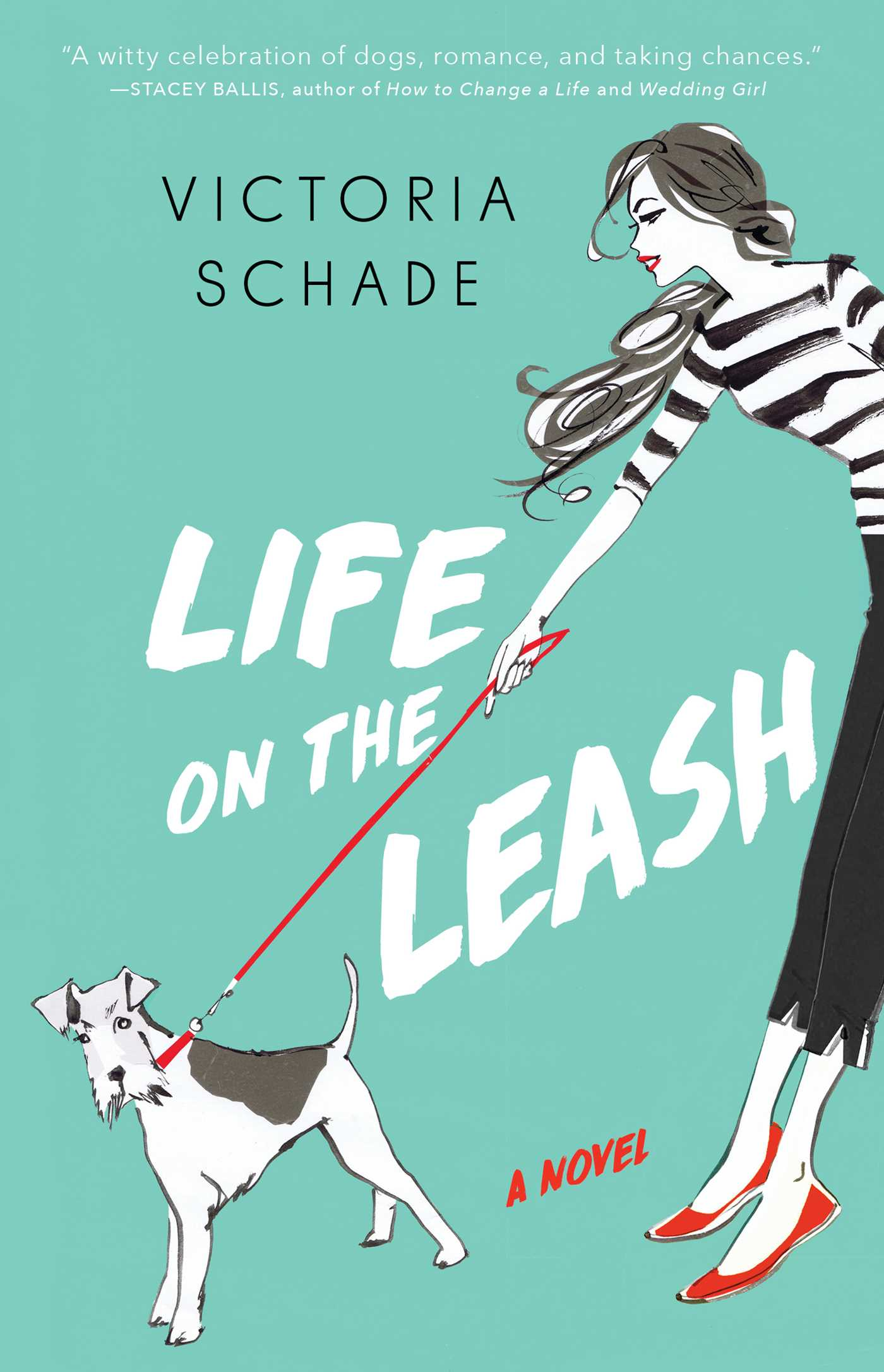 Life on the leash 9781501191671 hr