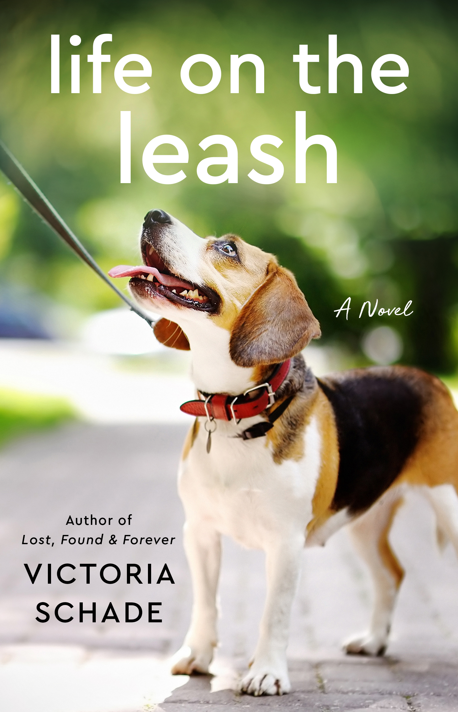 Life on the leash 9781501191688 hr