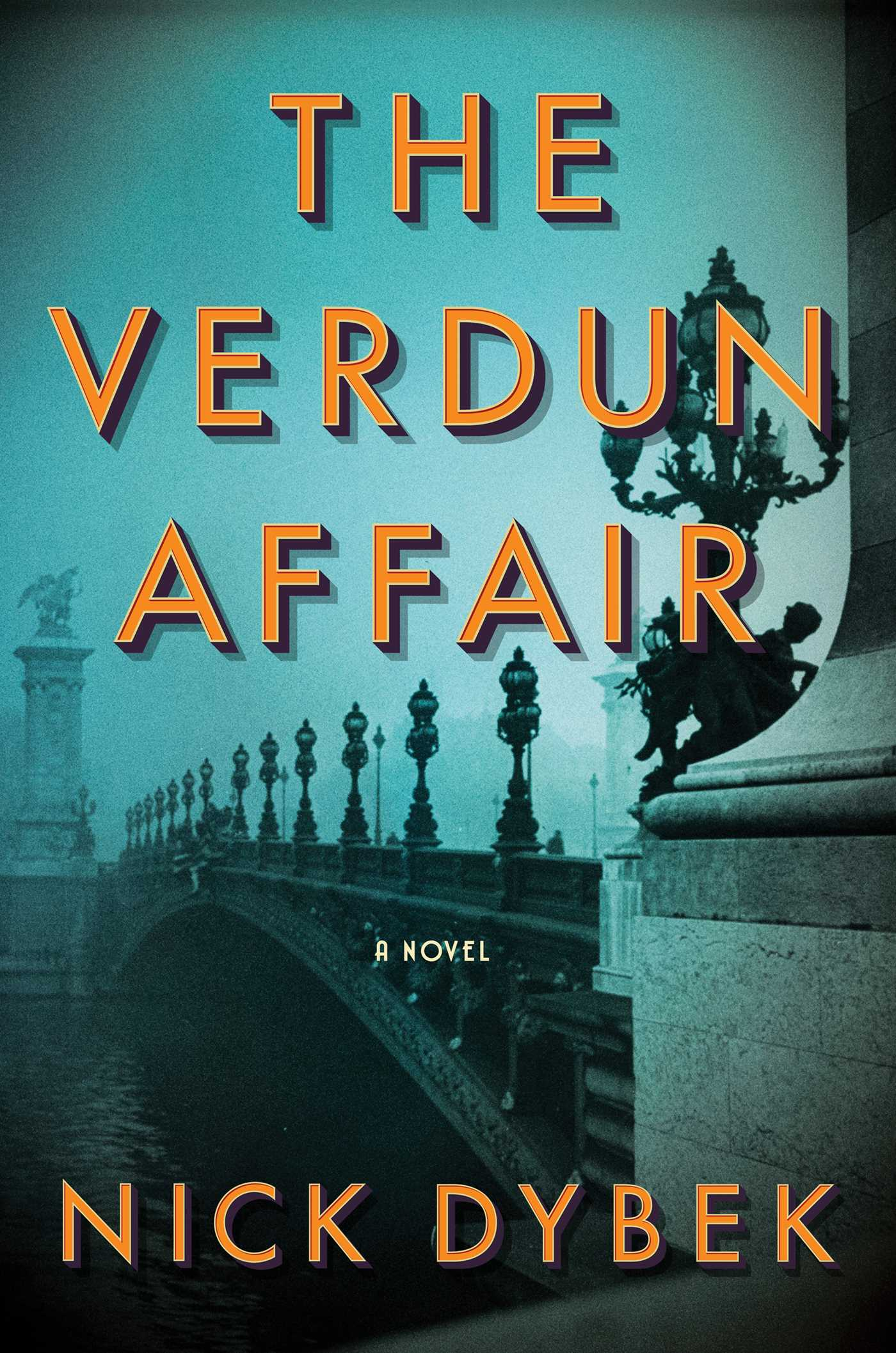 The verdun affair 9781501191763 hr