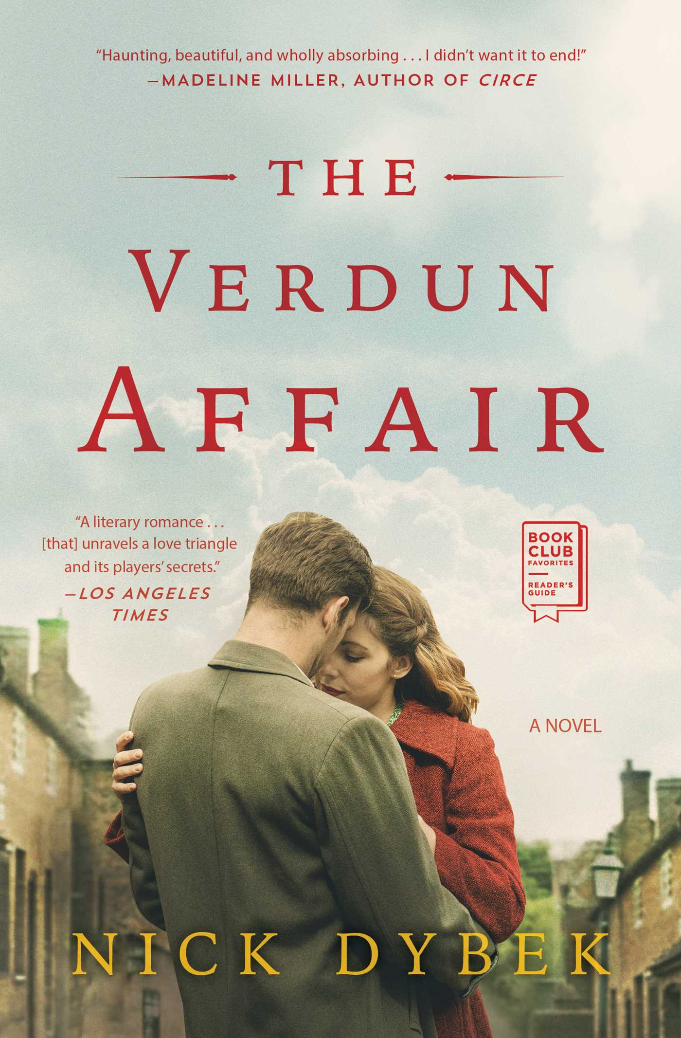 The verdun affair 9781501191787 hr