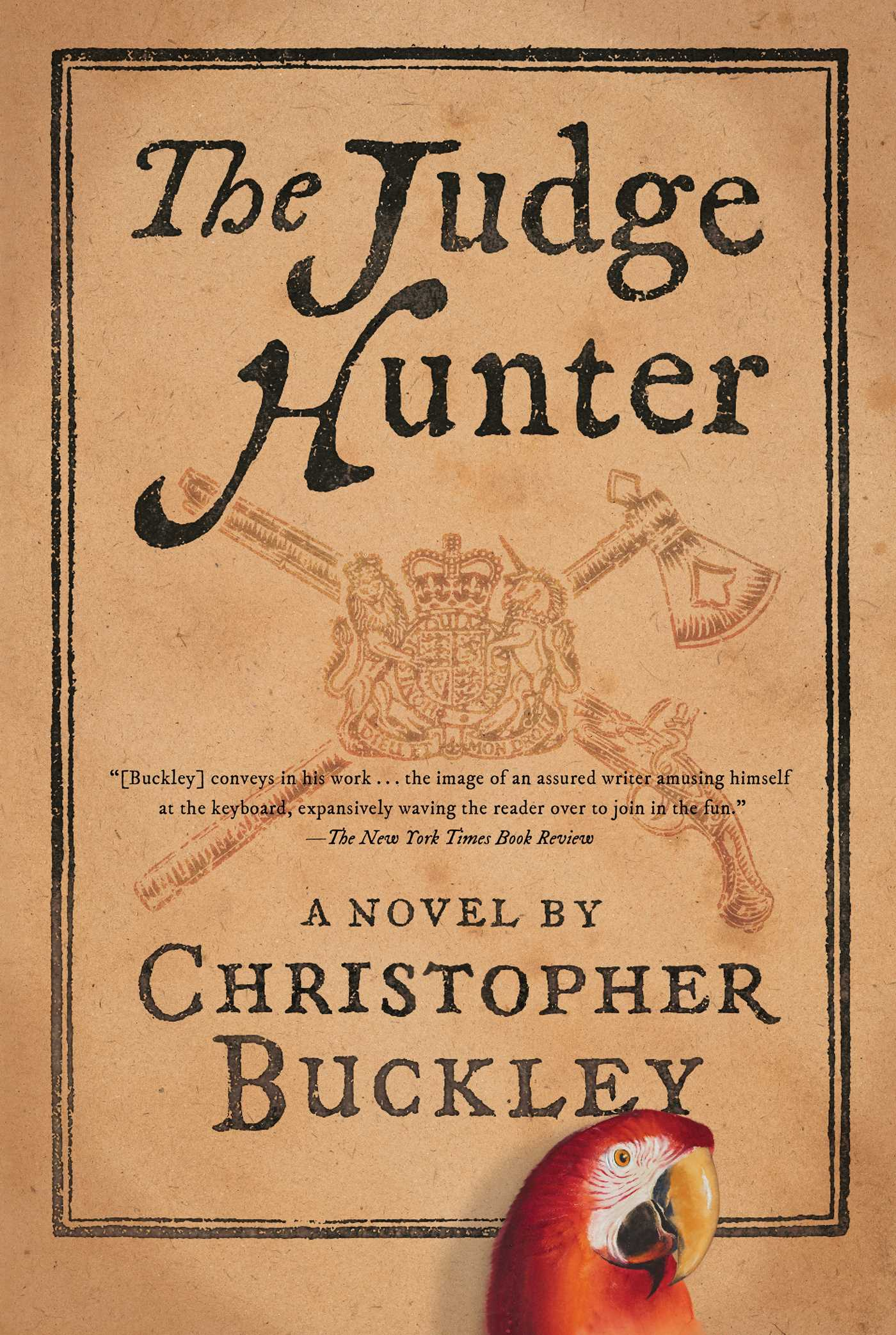 The judge hunter 9781501192517 hr