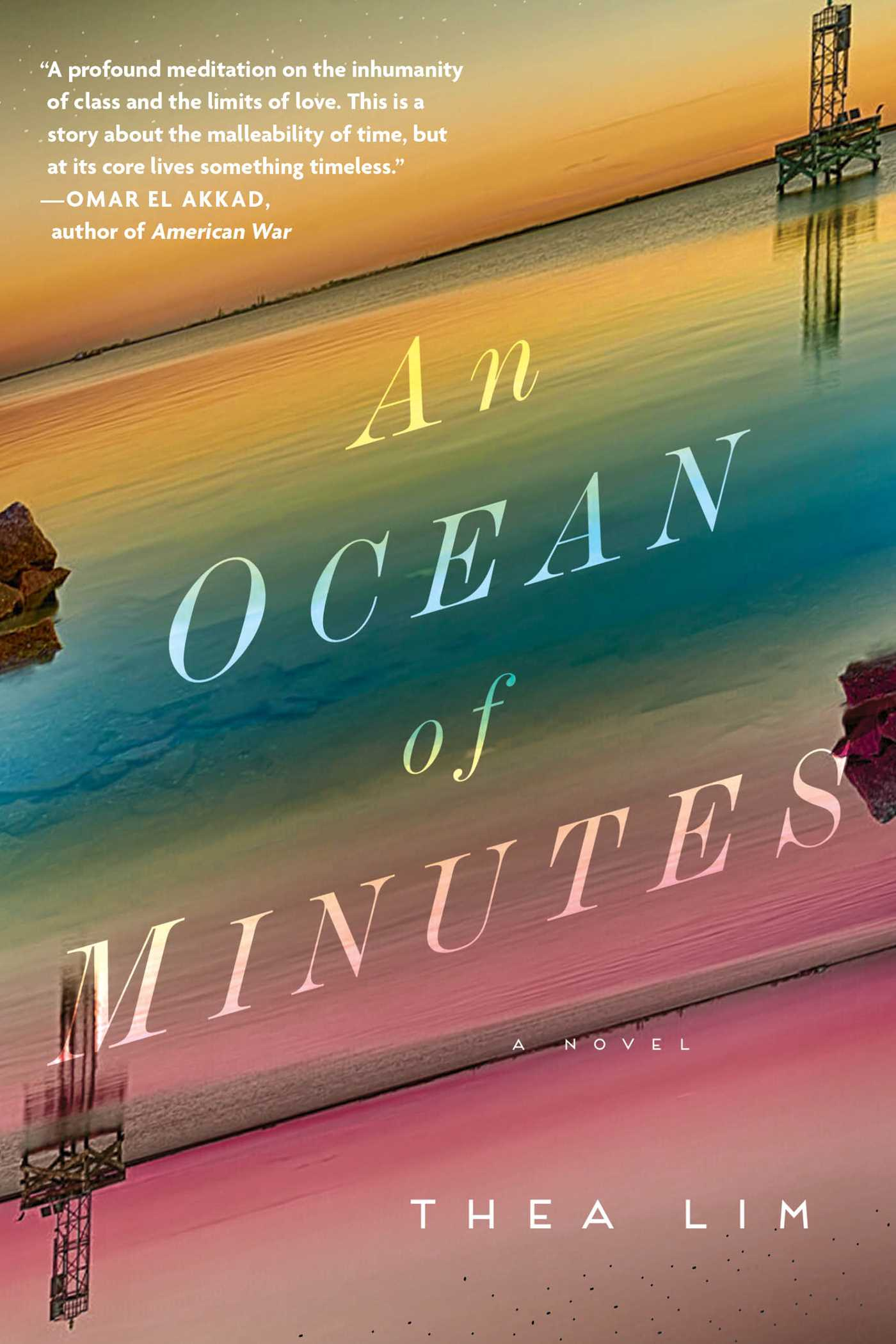 An ocean of minutes 9781501192555 hr