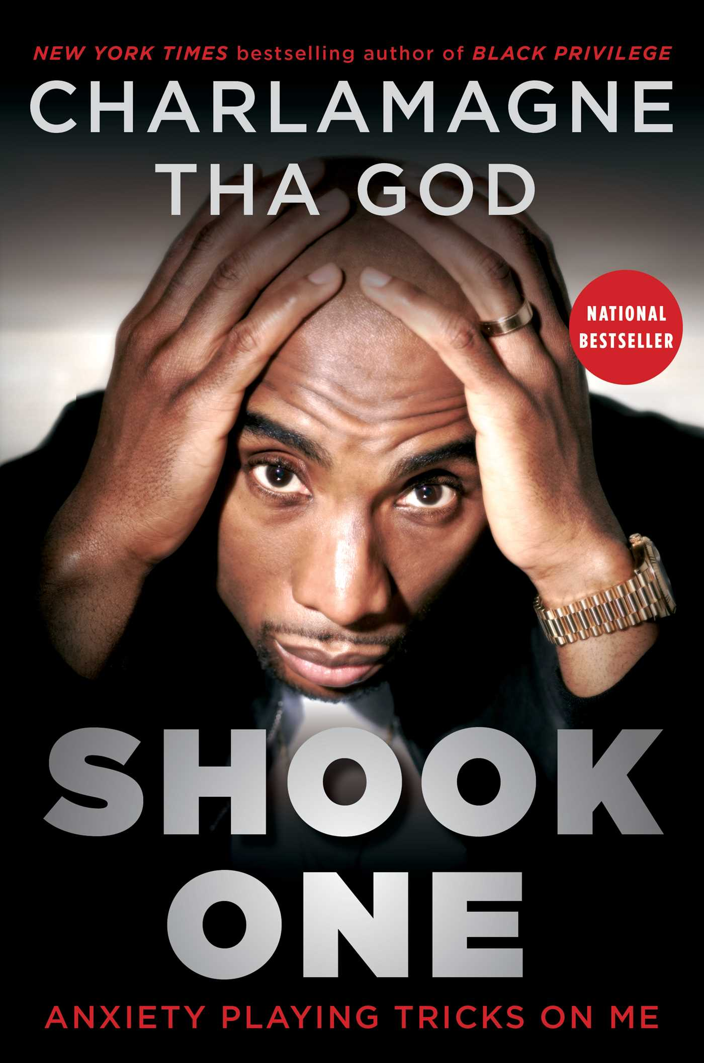Shook e Book by Charlamagne Tha God