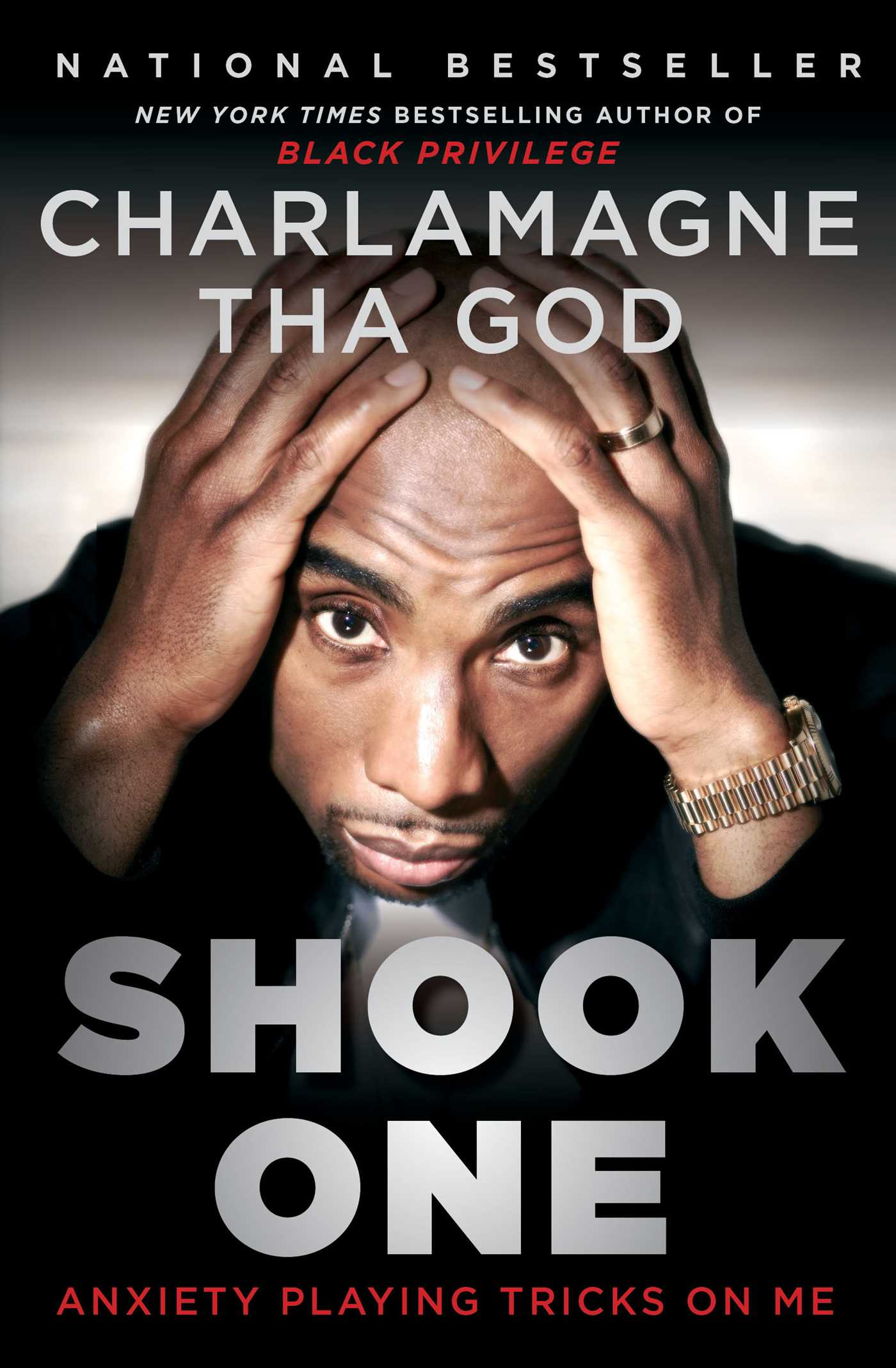 Shook one 9781501193279 hr