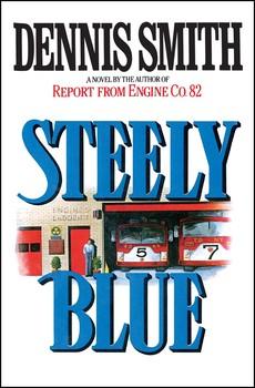 Steely Blue