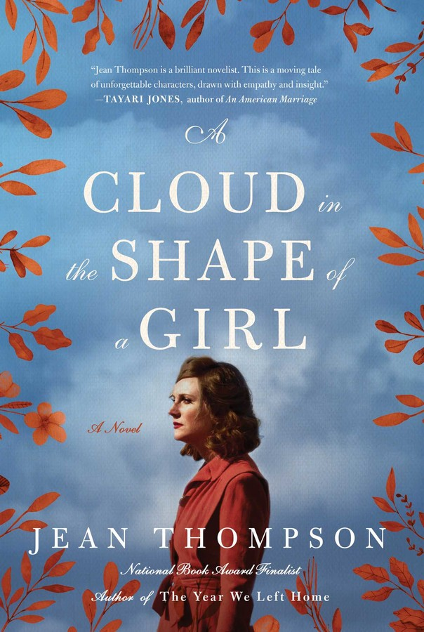 A Cloud In The Shape Of A Girl Book By Jean Thompson Official