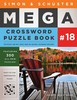Simon schuster mega crossword puzzle book 18 9781501194771 th
