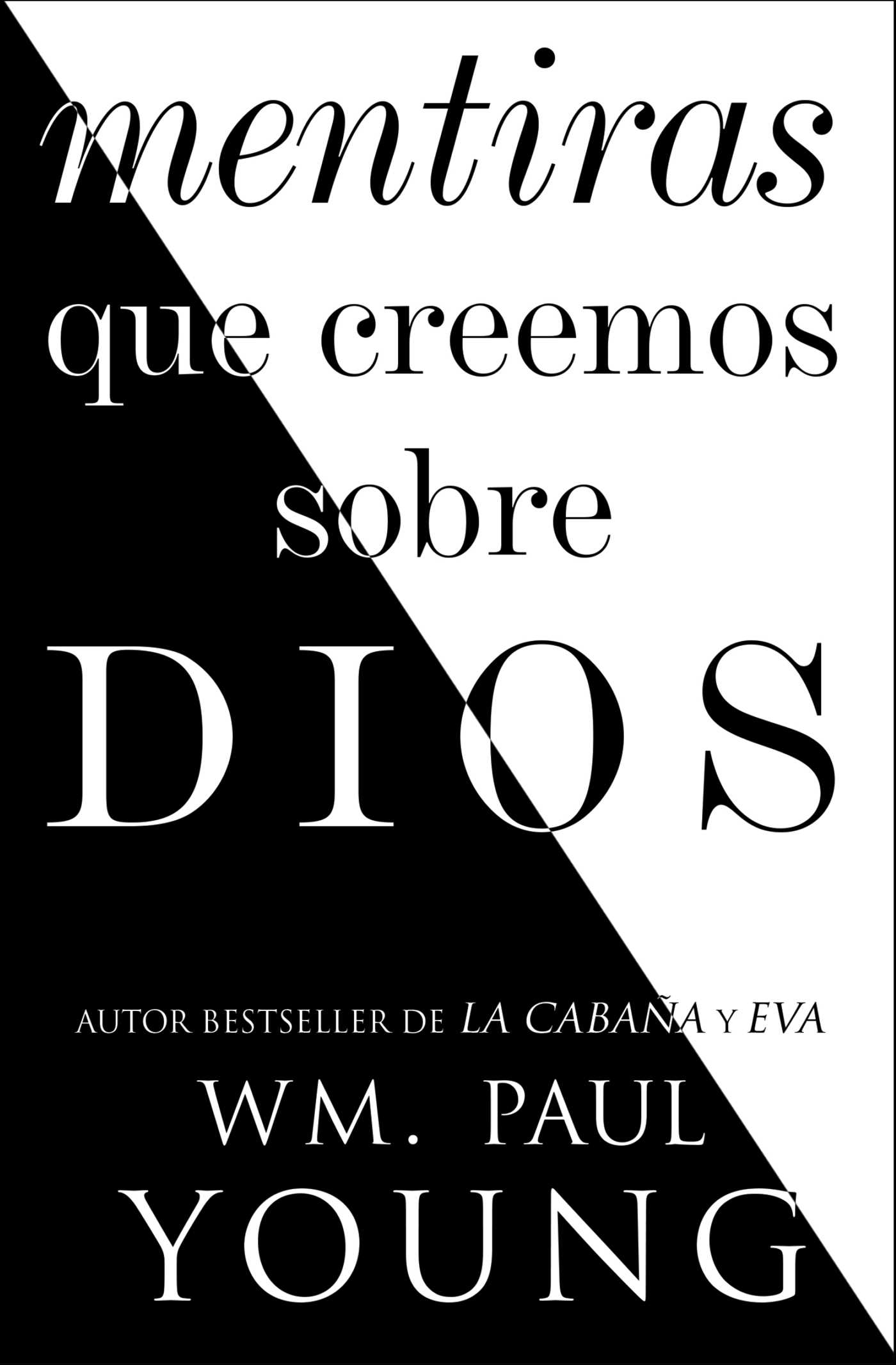 Mentiras que creemos sobre dios lies we believe about god spanish edition 9781501195013 hr