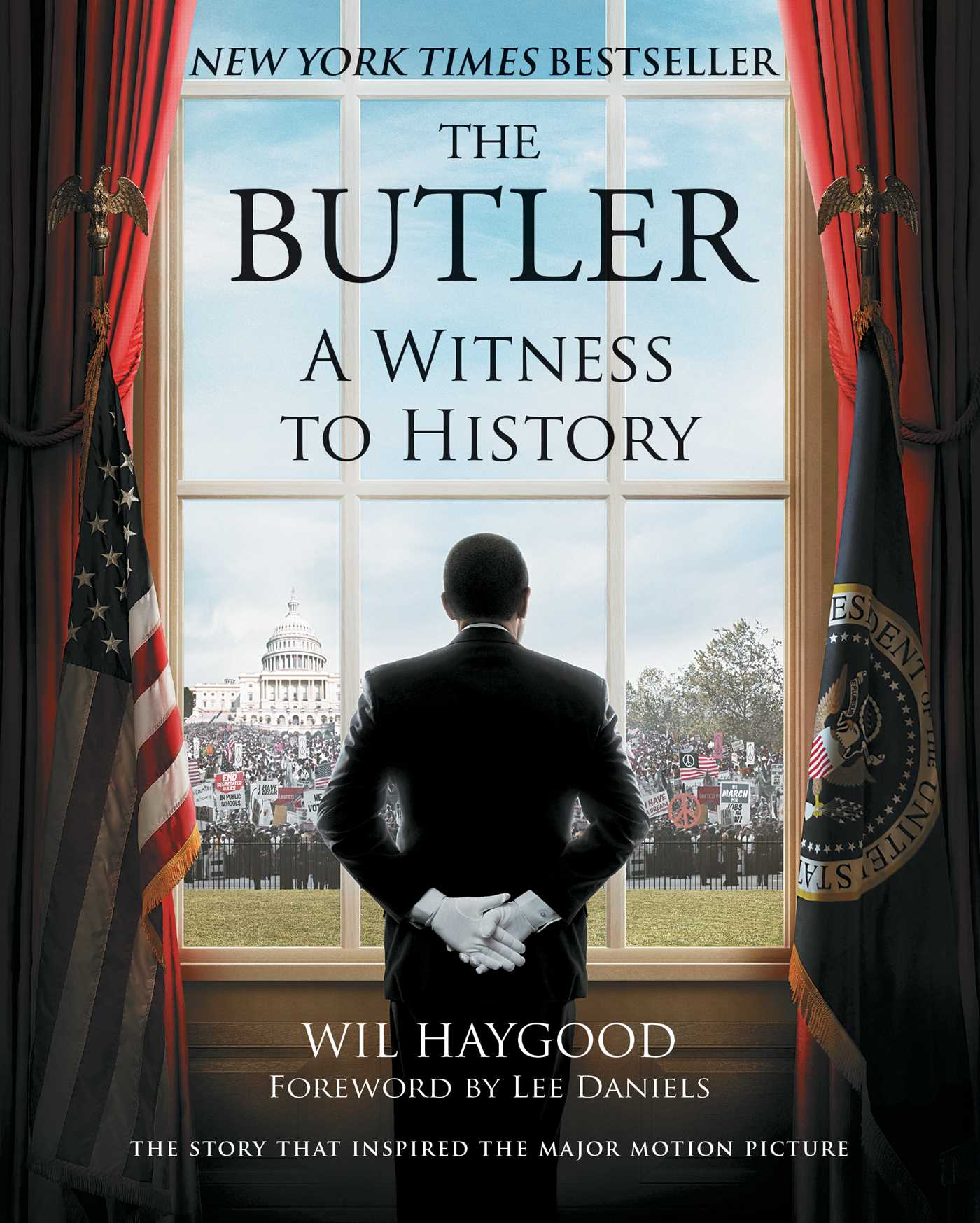 The butler 9781501195600 hr