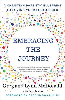 Embracing the Journey | Book by Greg McDonald, Lynn McDonald, Beth