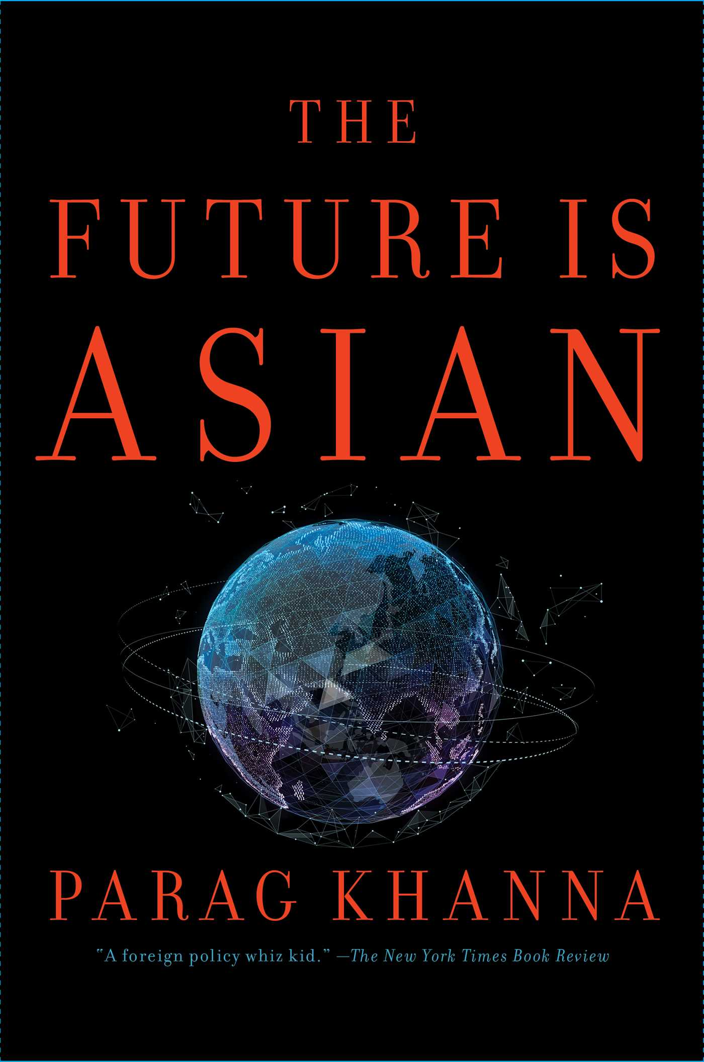The future is asian 9781501196263 hr