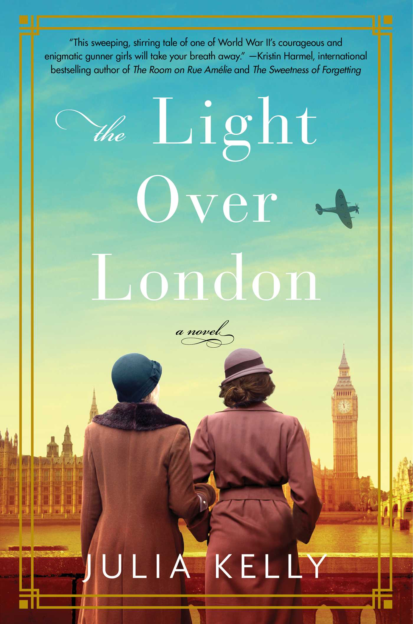 The light over london 9781501196416 hr
