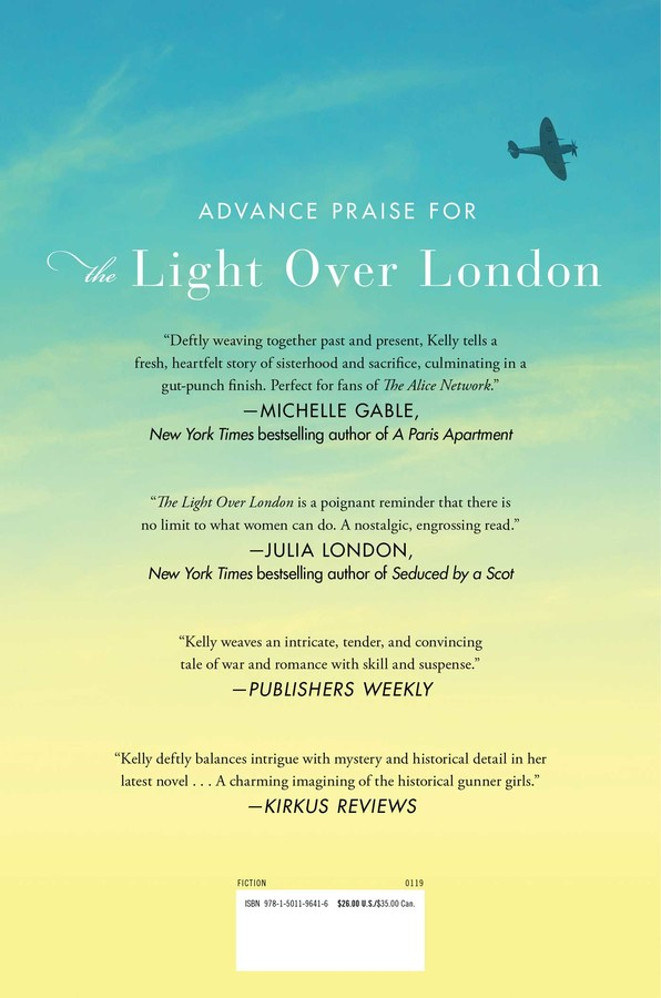 The Light Over London | Book by Julia Kelly | Official Publisher