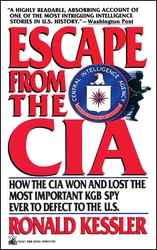 Escape from the CIA