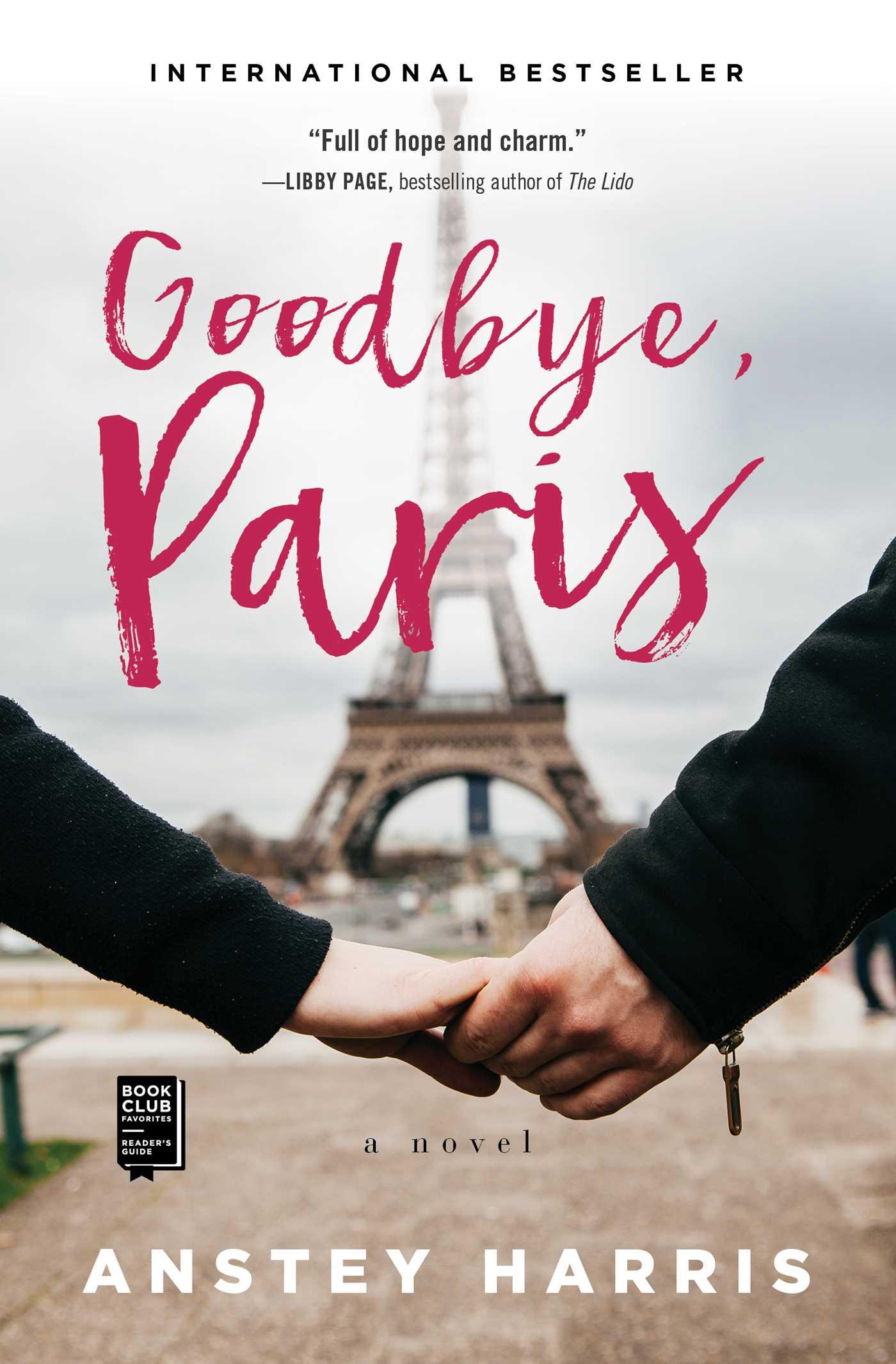 Goodbye paris 9781501196522 hr