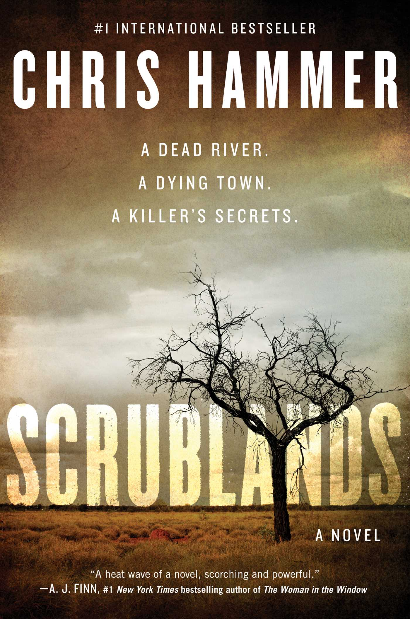 Scrublands | Book by Chris Hammer | Official Publisher Page | Simon