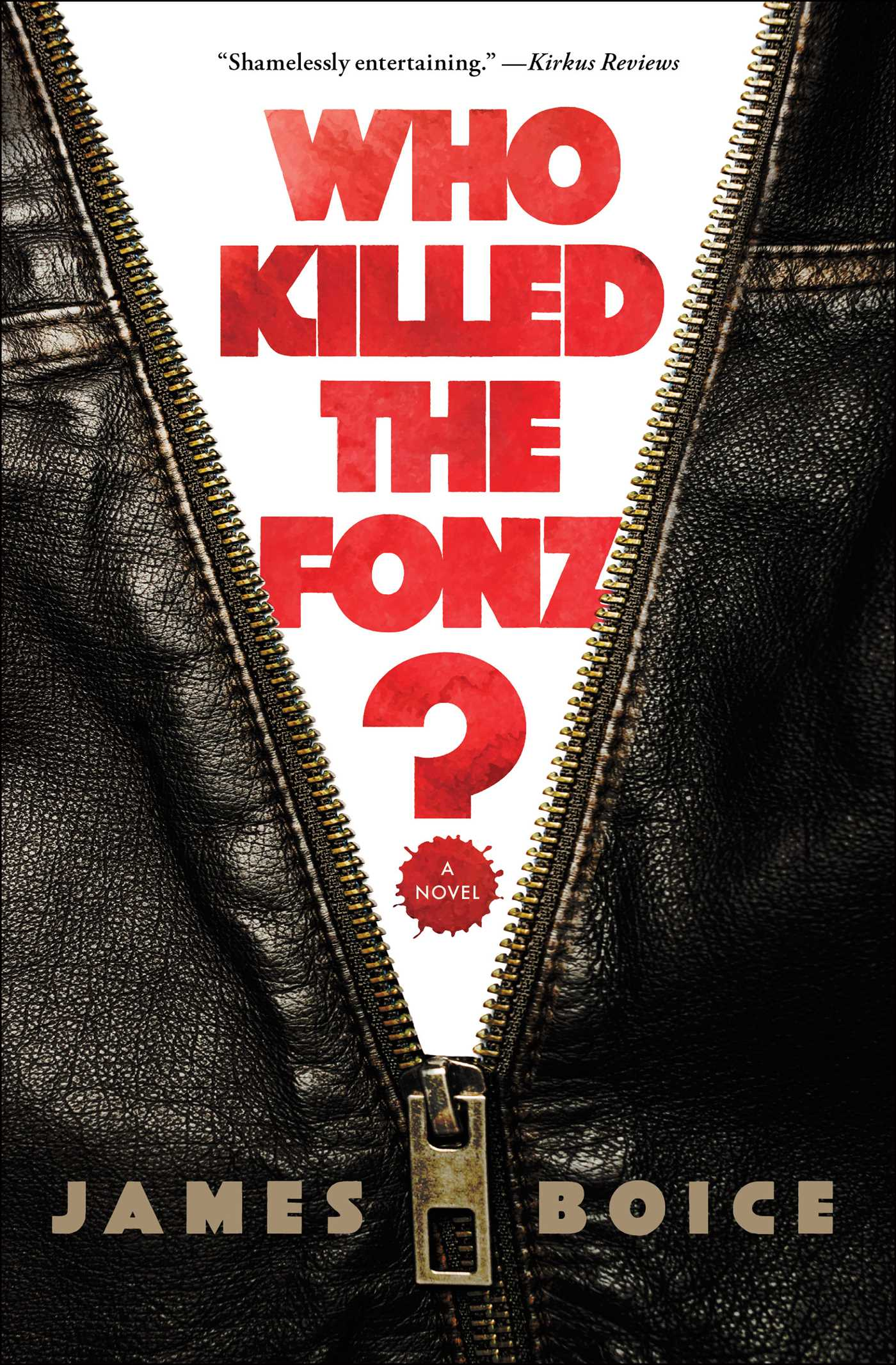 Who killed the fonz 9781501196904 hr