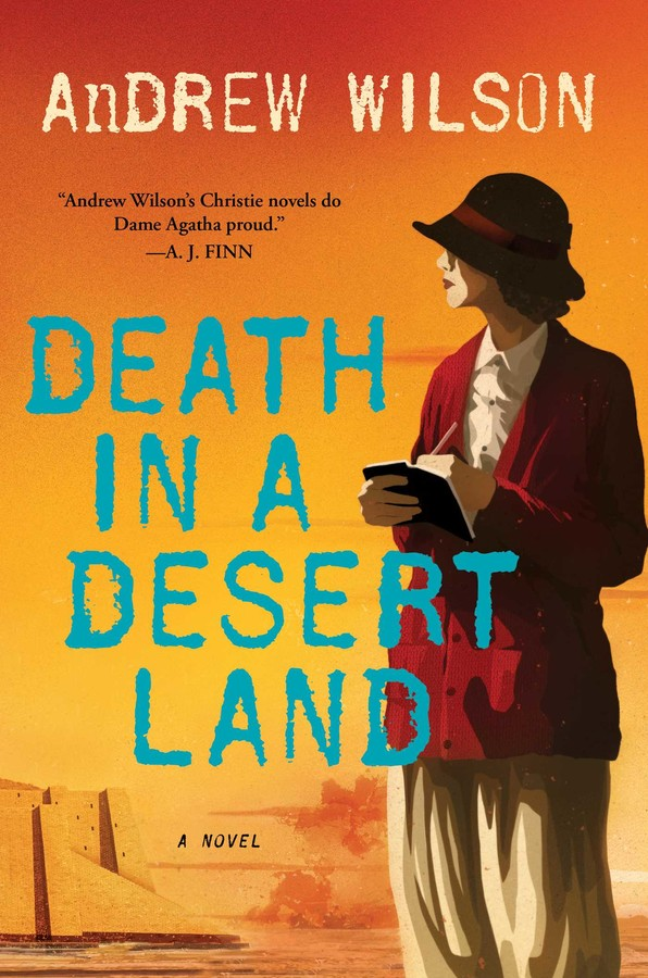Death in a Desert Land | Book by Andrew Wilson | Official