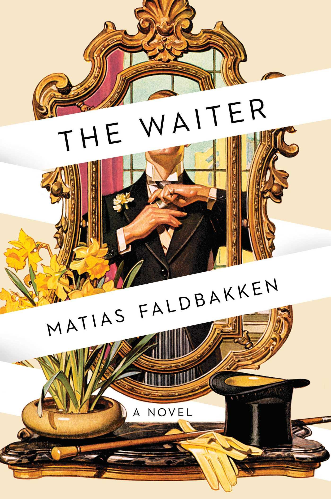 The waiter 9781501197529 hr