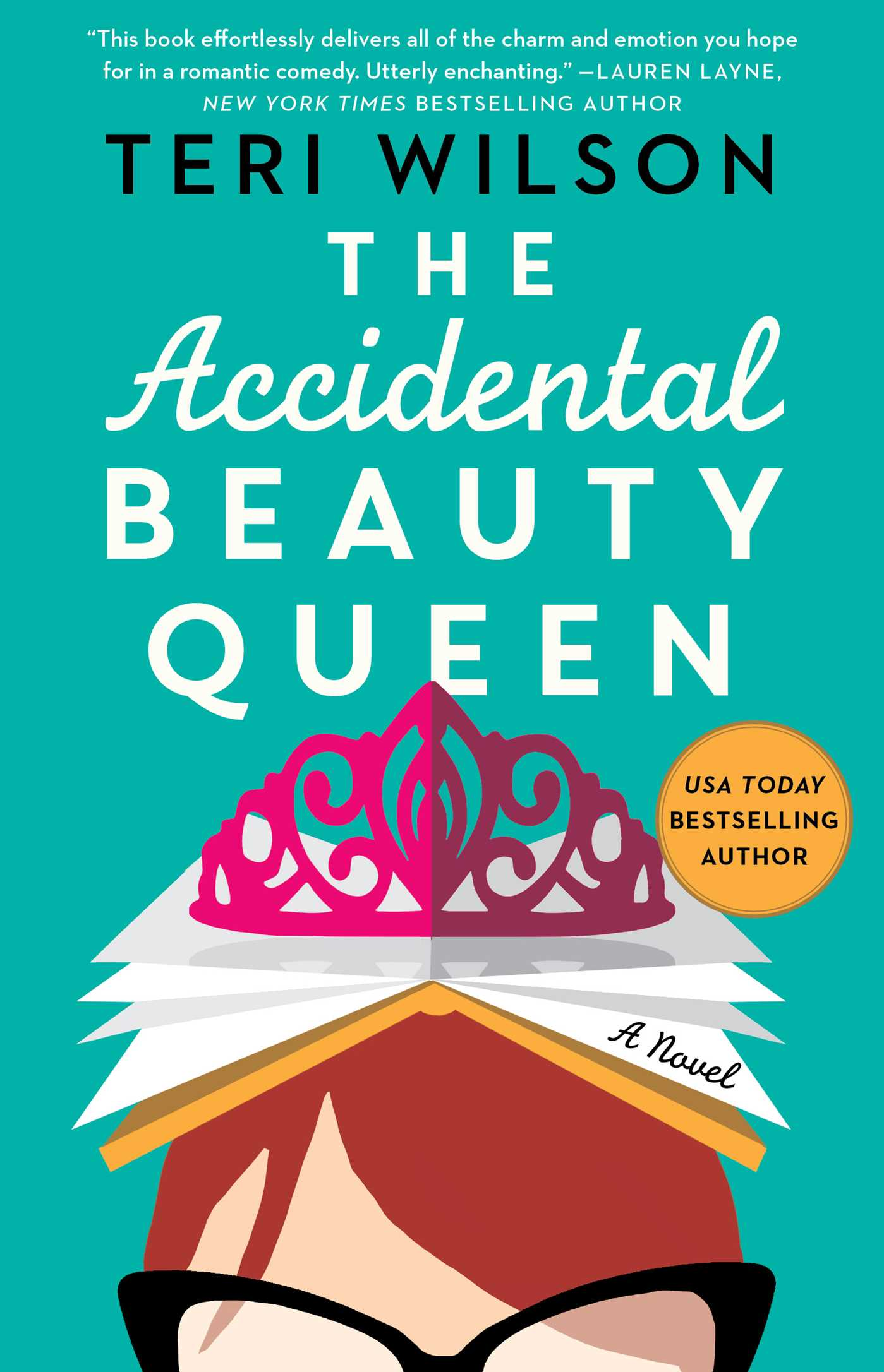 The accidental beauty queen 9781501197604 hr
