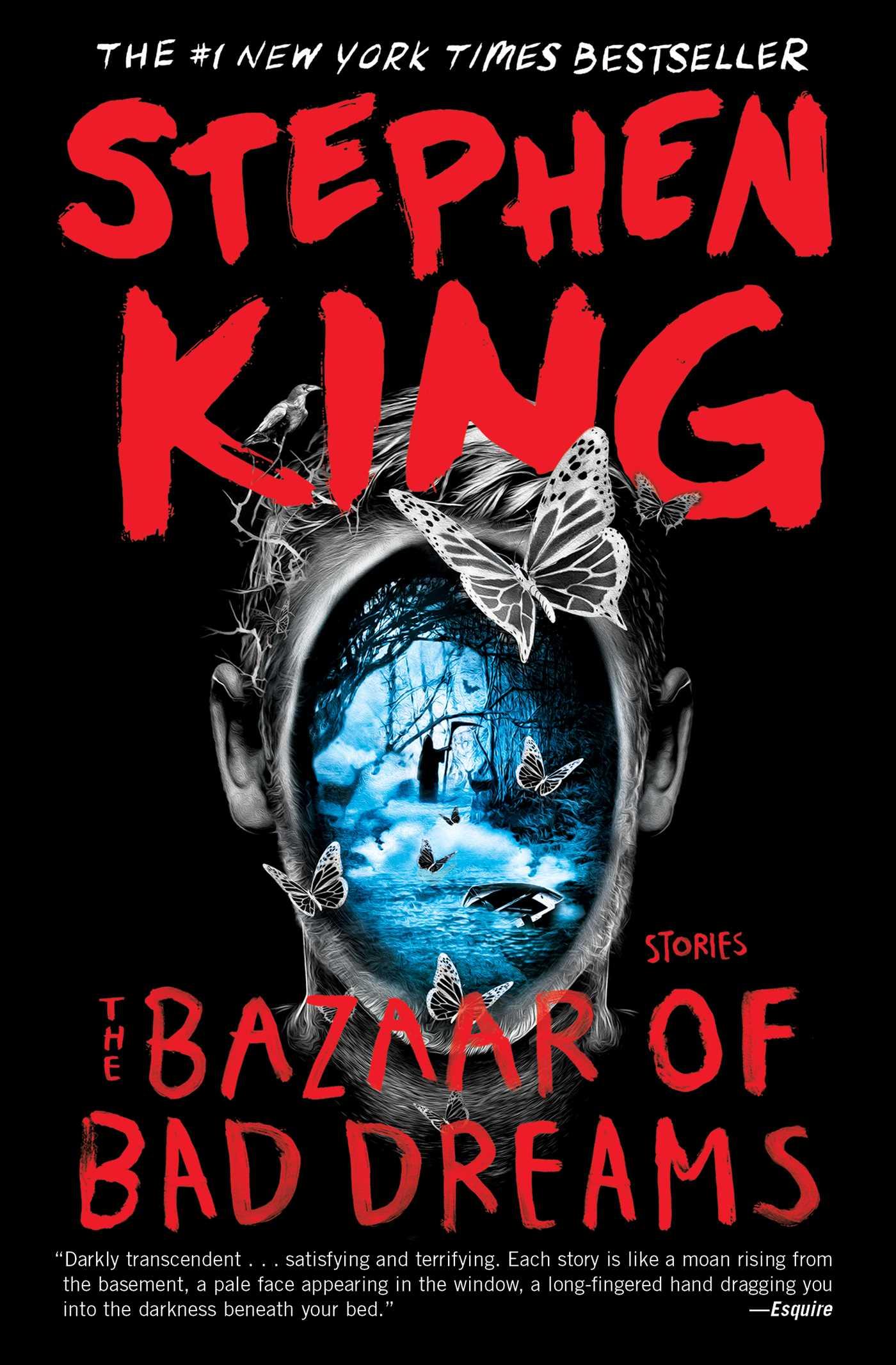 The bazaar of bad dreams 9781501197956 hr