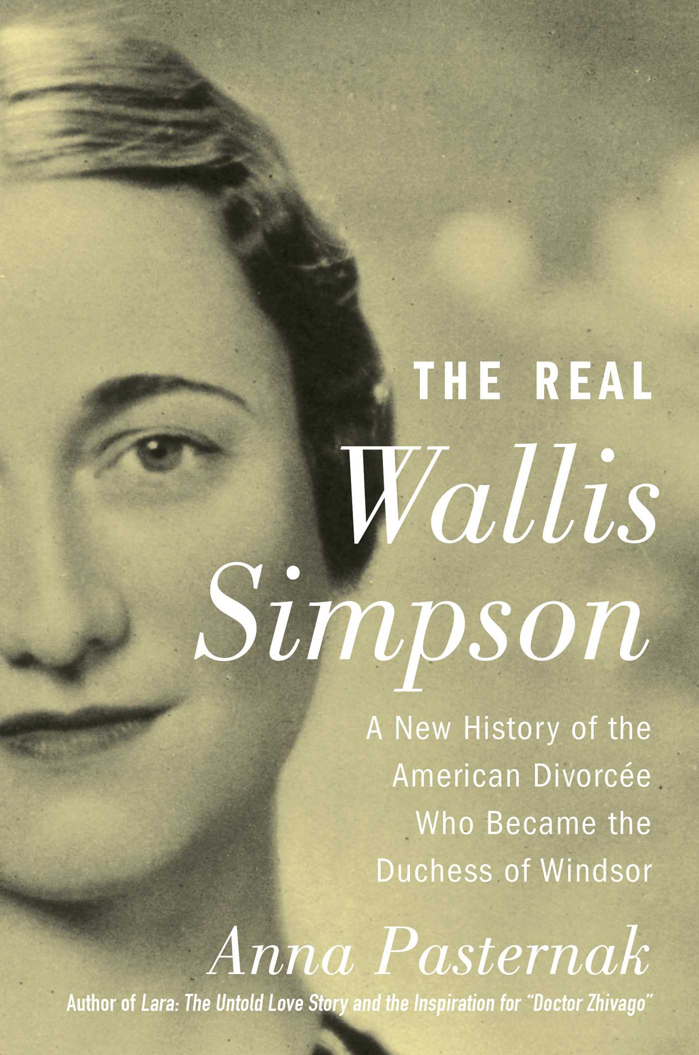 The Real Wallis Simpson Book By Anna Pasternak Official
