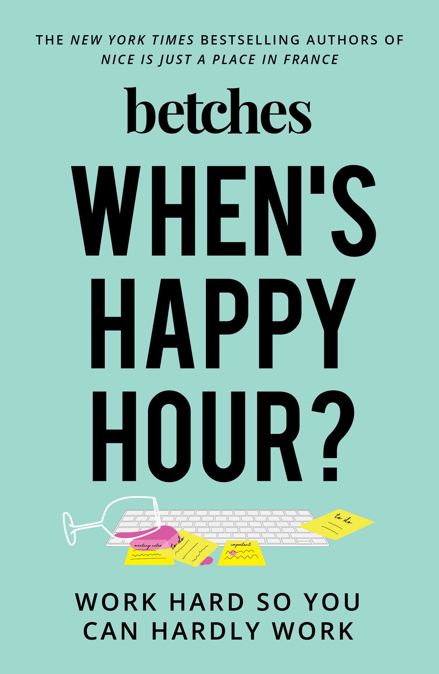 When's Happy Hour?