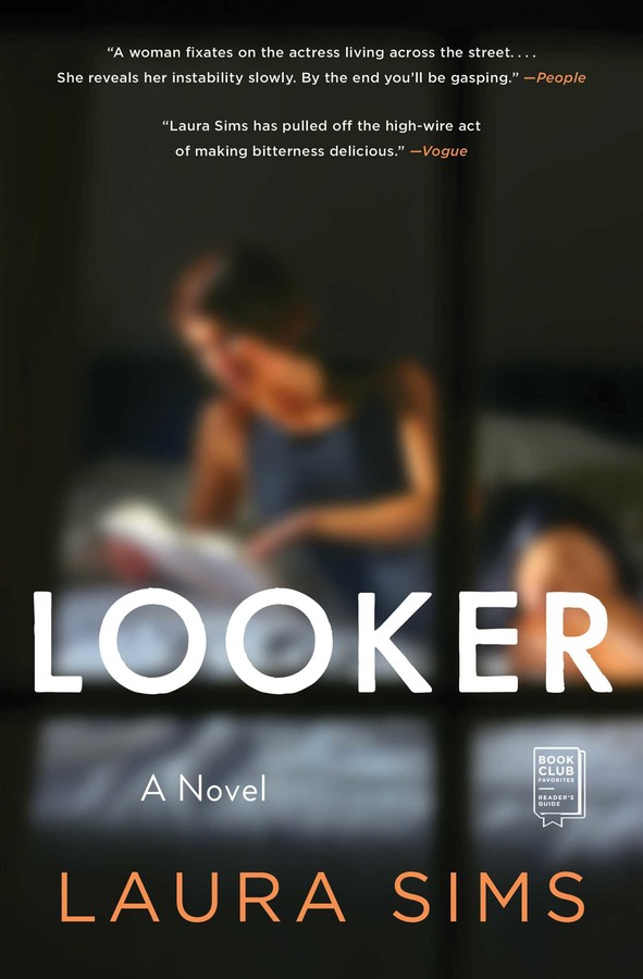 Looker | Book by Laura Sims | Official Publisher Page