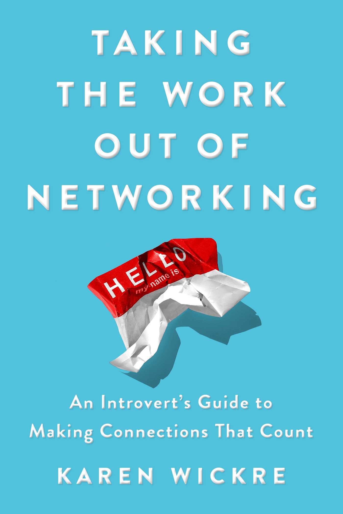 Networking for people who hate to network 9781501199271 hr